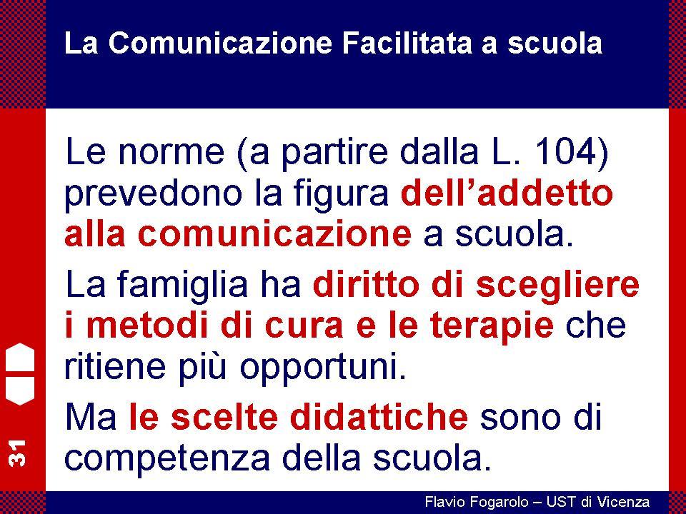 Comunicazione Facilitata 2014