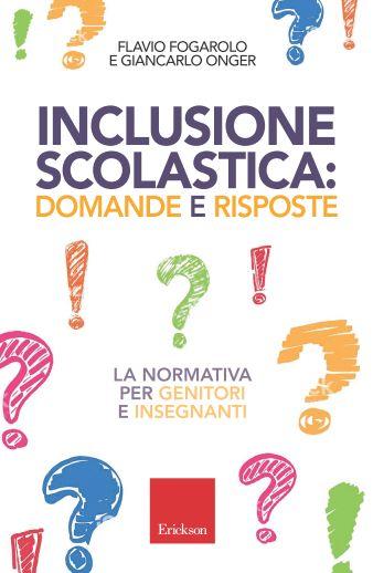 Copertina Inclusione scolastica domande e risposte