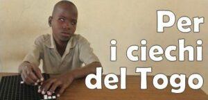 Per i ciechi del Togo