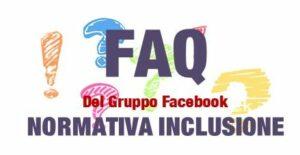 FAAQ Normativa Inclusione